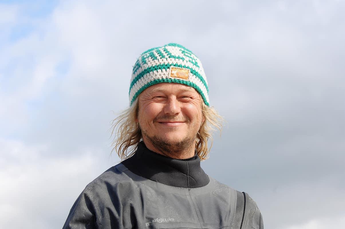 Gewann Bronze: Sven Kraja