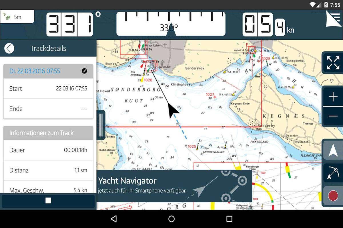 Yacht Navigator