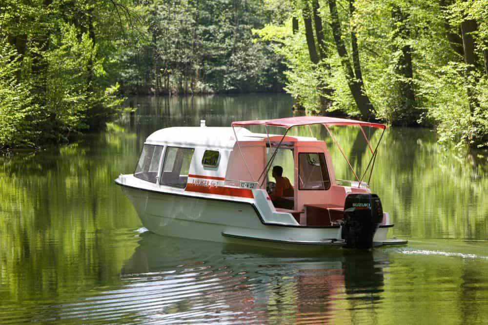 Kanal bei Rechlin
