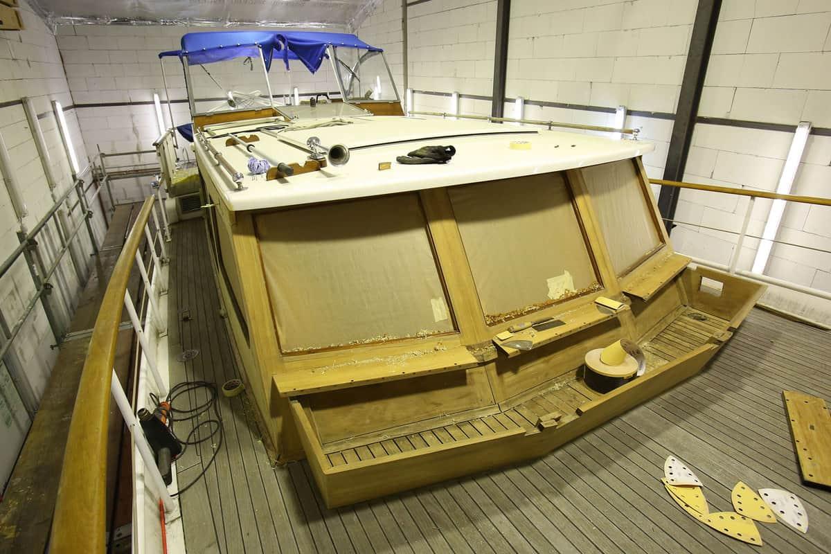 Bootswerft Wendisch