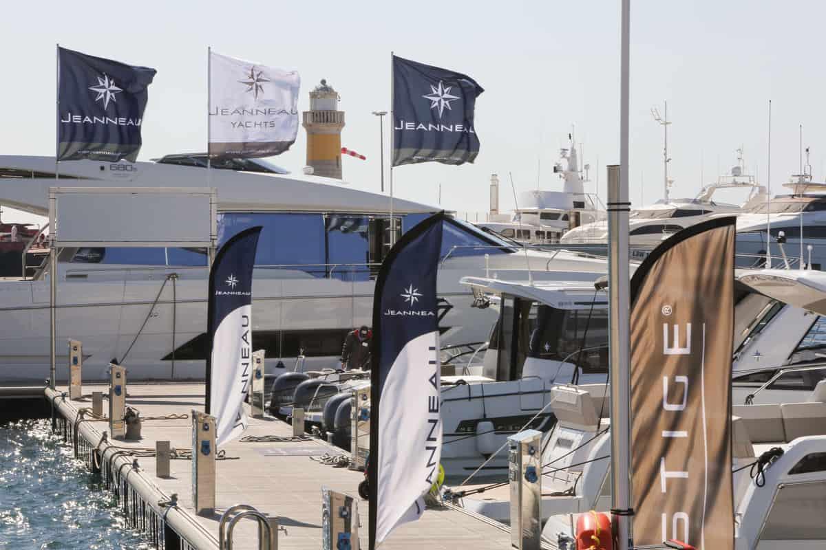 Jeanneau Sea Trials, Cannes