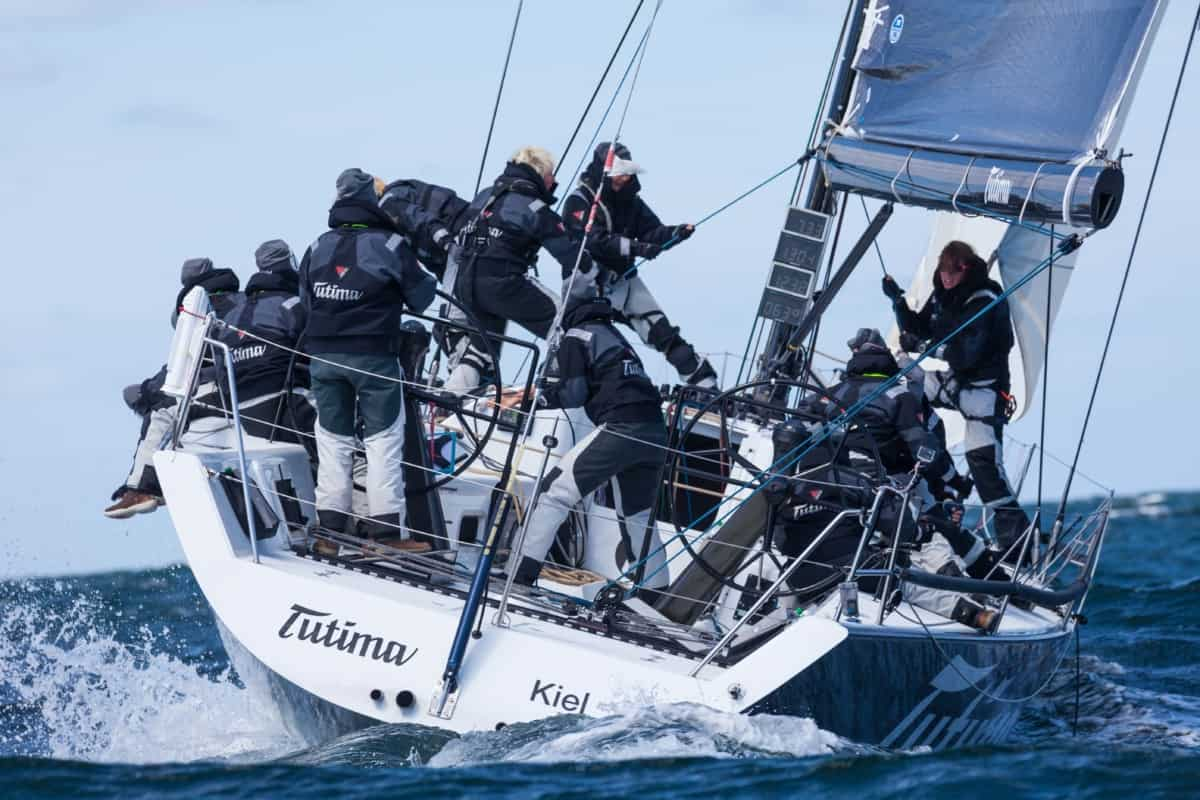 Tutima Yacht Crew