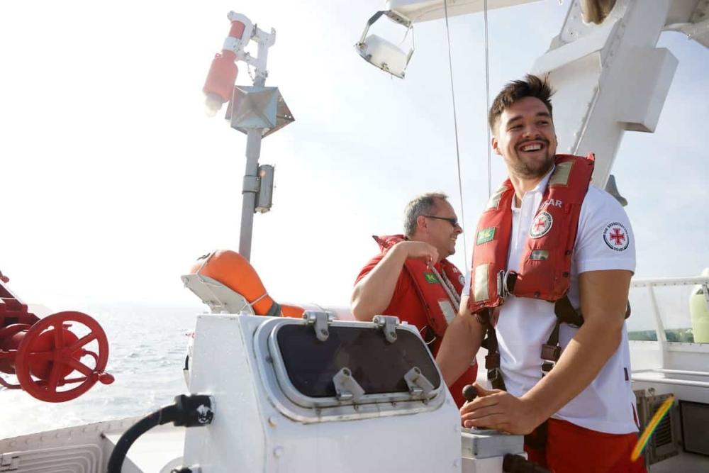 DGzRS, Werde Seenotretter für einen Tag