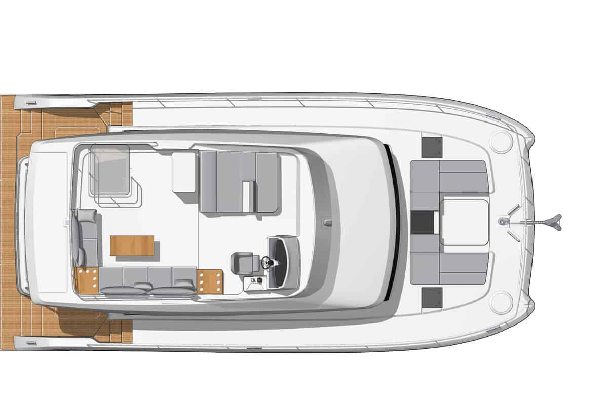 Fountaine Pajot MY 44 Flybridge
