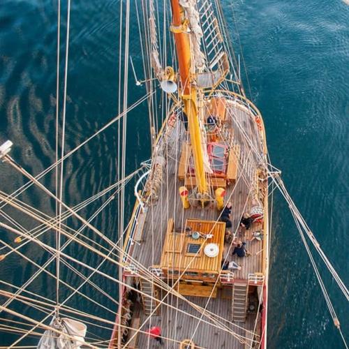 Traditionsschiff Segler