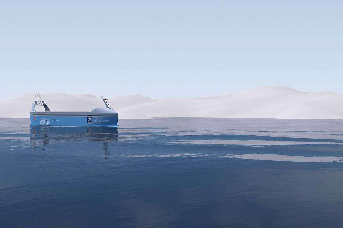 Yara / Kongsberg Maritim