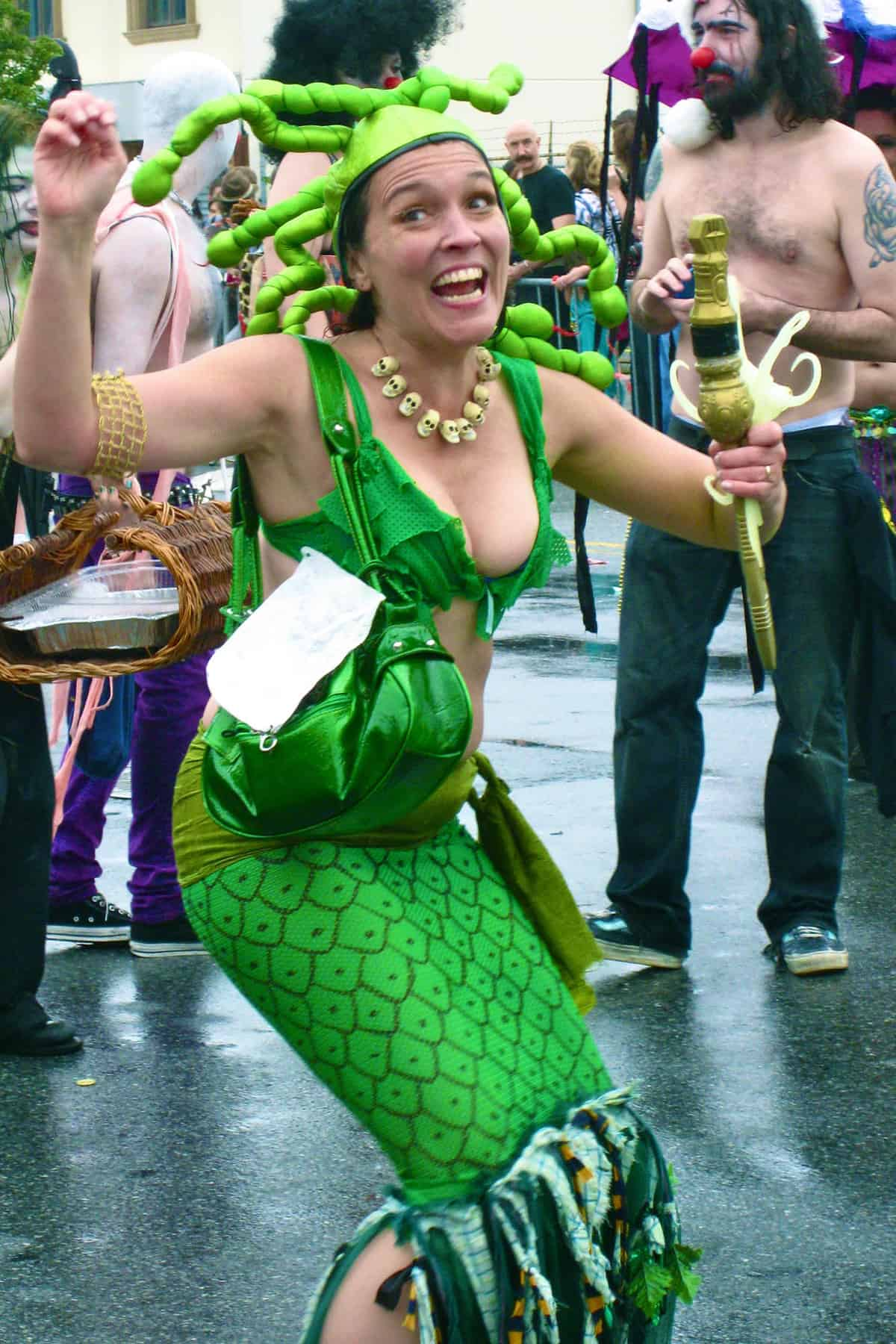 Mermaid Parade Coney Island