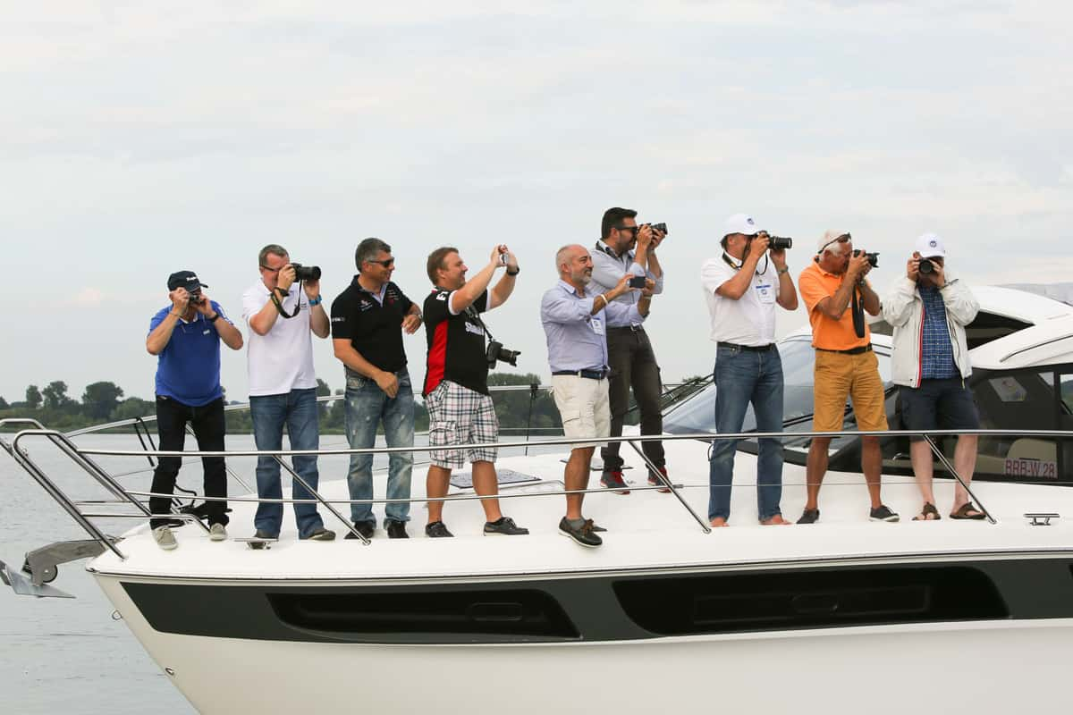 Best of Boats Event in Werder