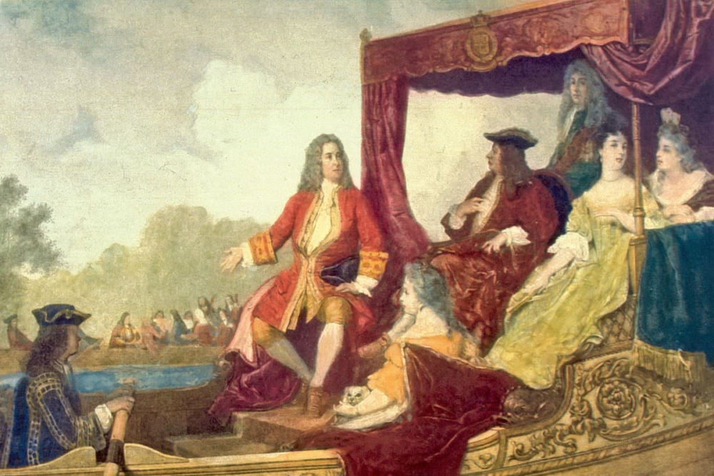 Wassermusik Händel