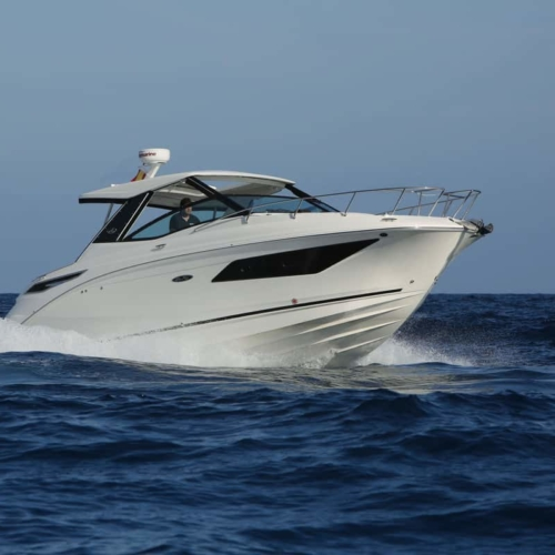 Sea Ray Sundancer 320, Modell 2017