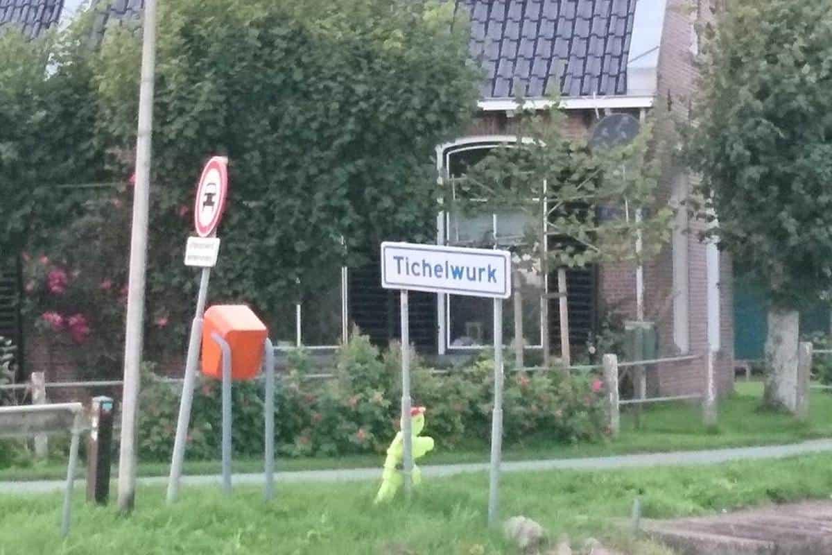Tichelwurk