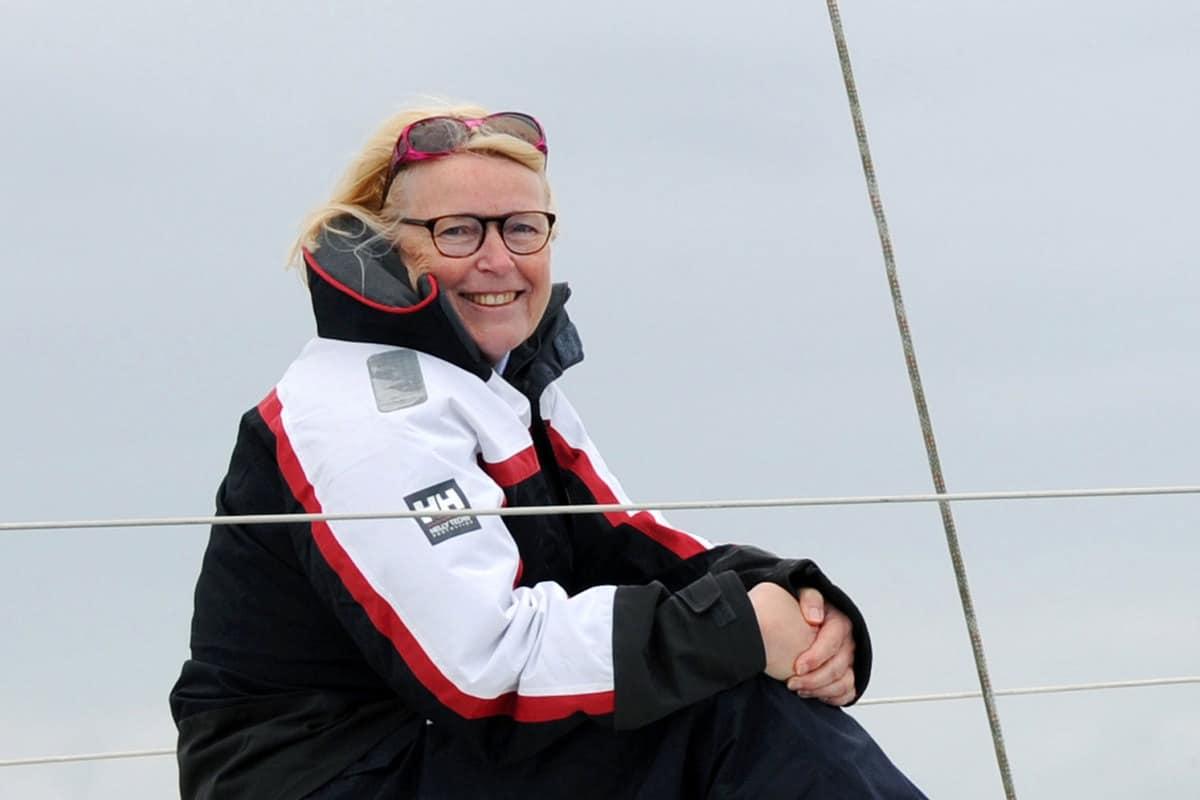 Kommissarische Präsidentin Mona Küppers, Deutscher Segler-Verband