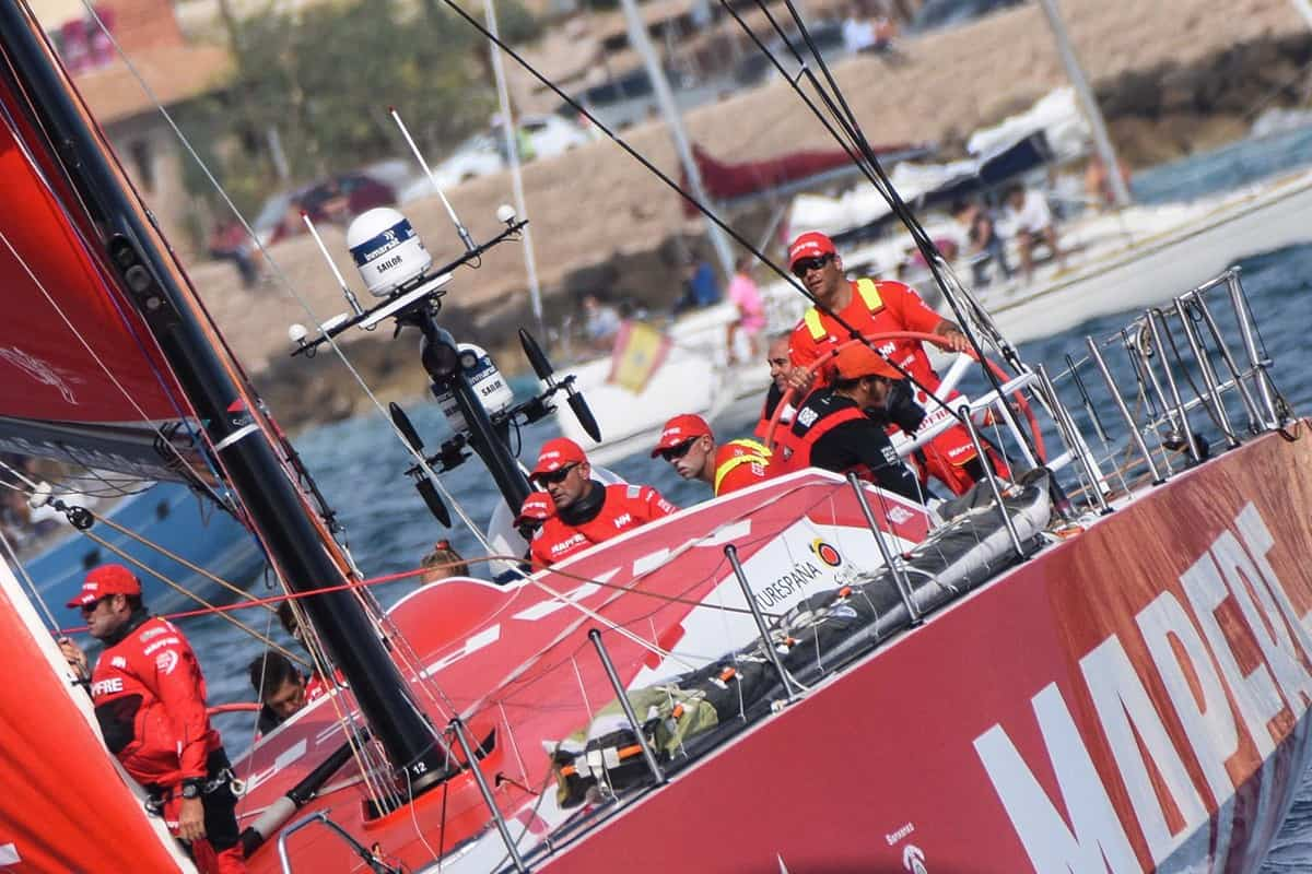 Volvo Ocean Race in Alicante