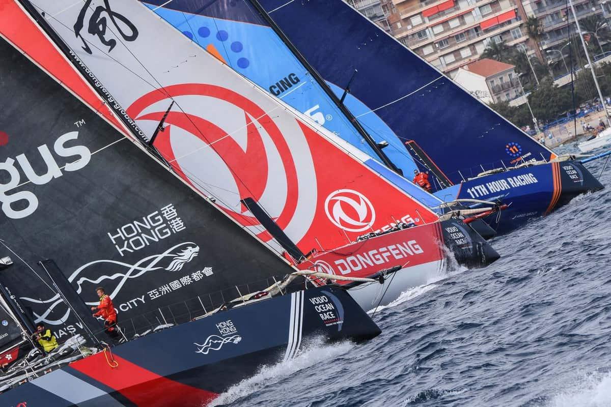 Volvo Ocean Race @ Arek Rejs