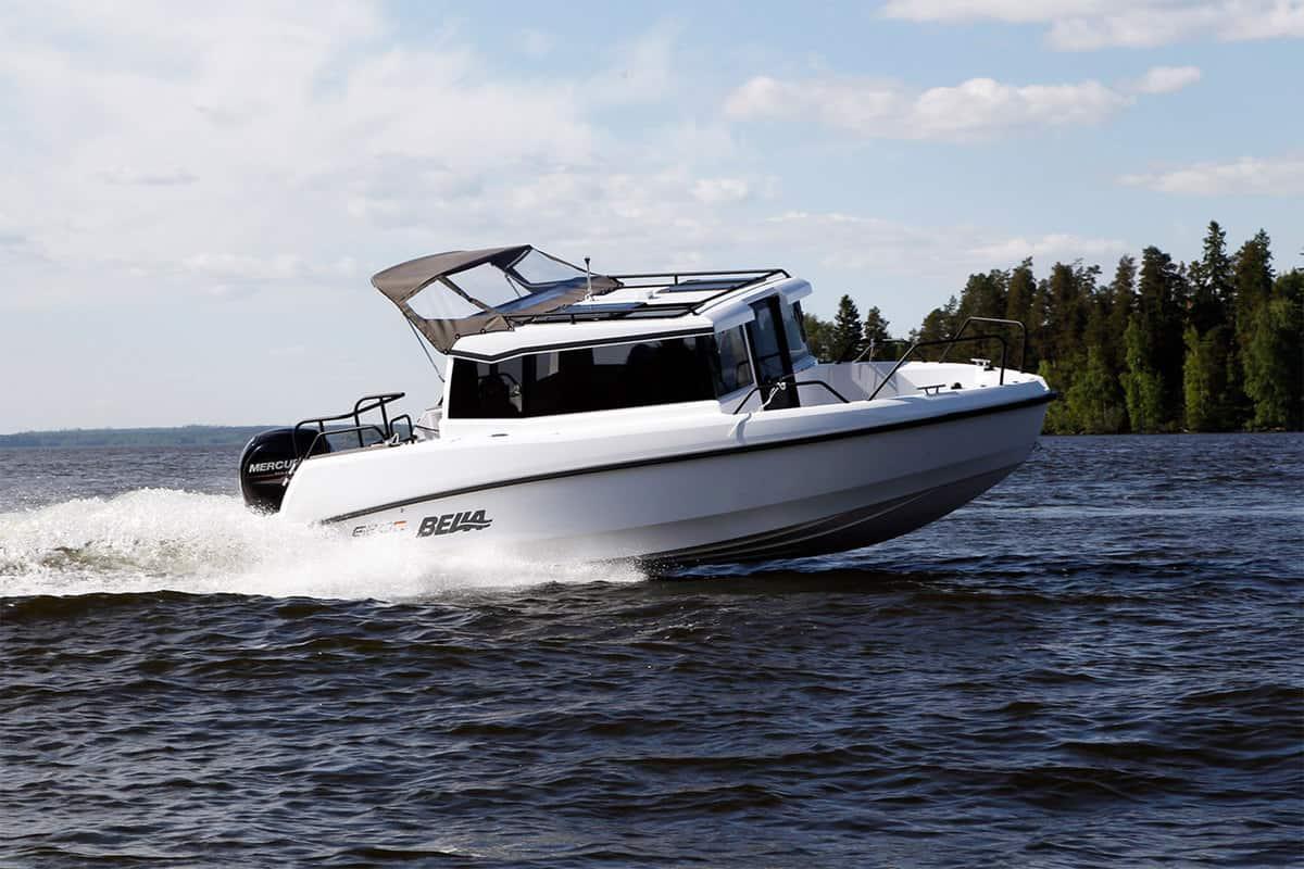 Familienboote: Bella 620 C