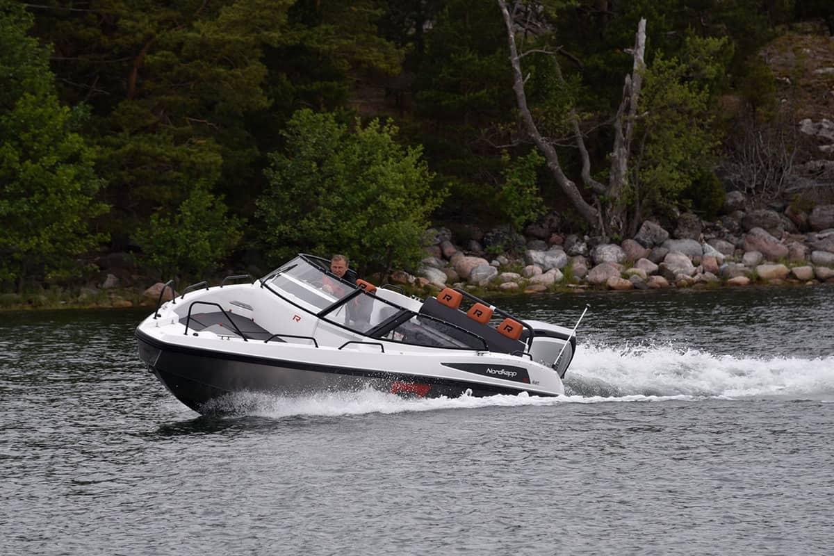 Nordkapp 705 Enduro/Avant Ranger