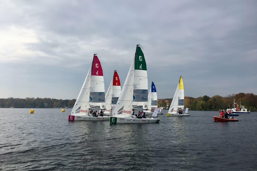 Meistertitel beim Berliner Yacht Club