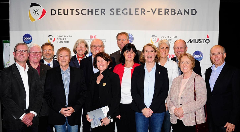 Neu gewählt: der DSV-Seglerrat