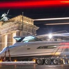 Die Boot & Fun geht bei einigen Segmenten in Führung © Messe Berlin