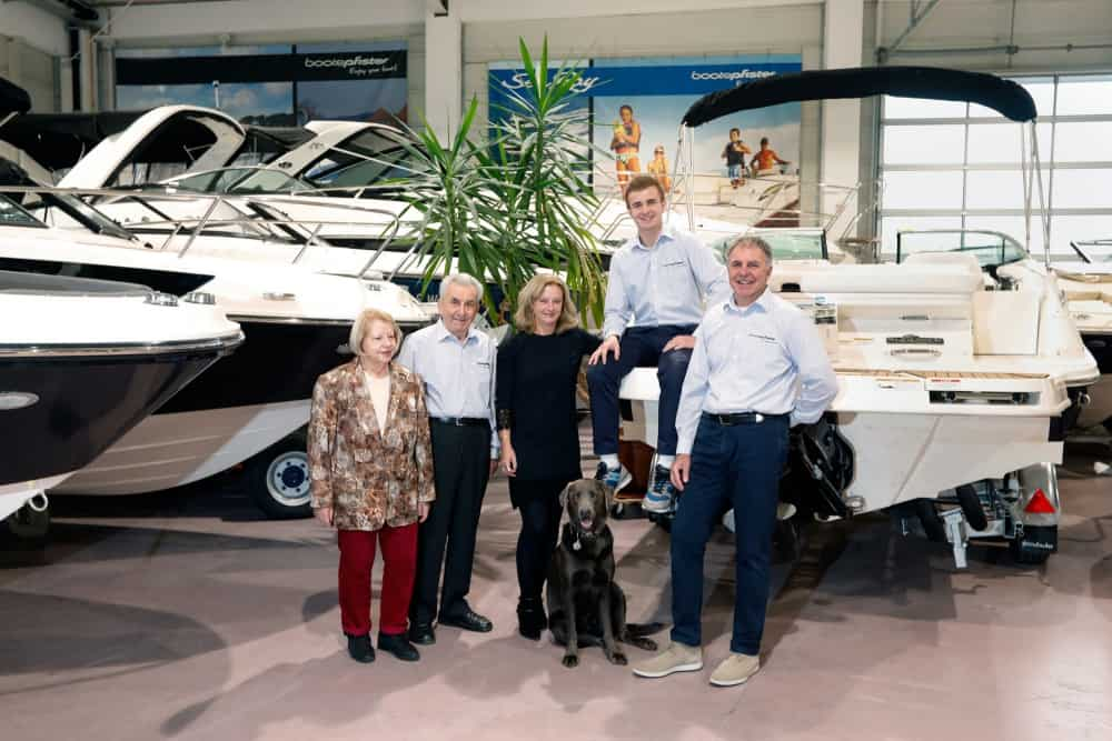 60 Jahre Boote Pfister