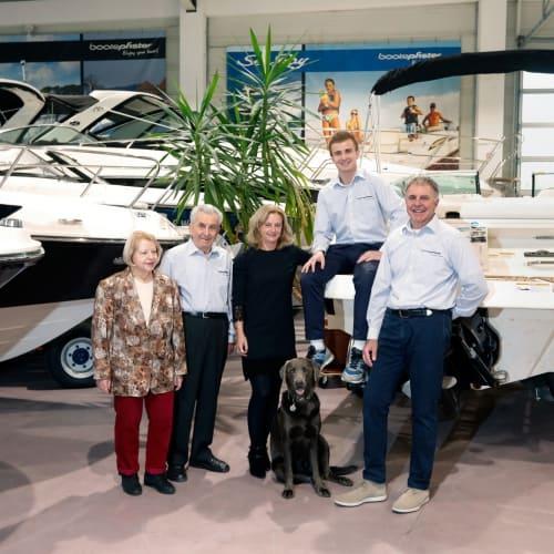 60 Jahre Boote Pfister