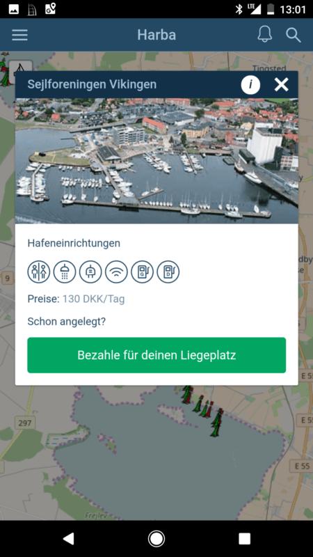 Informationen zum Hafen