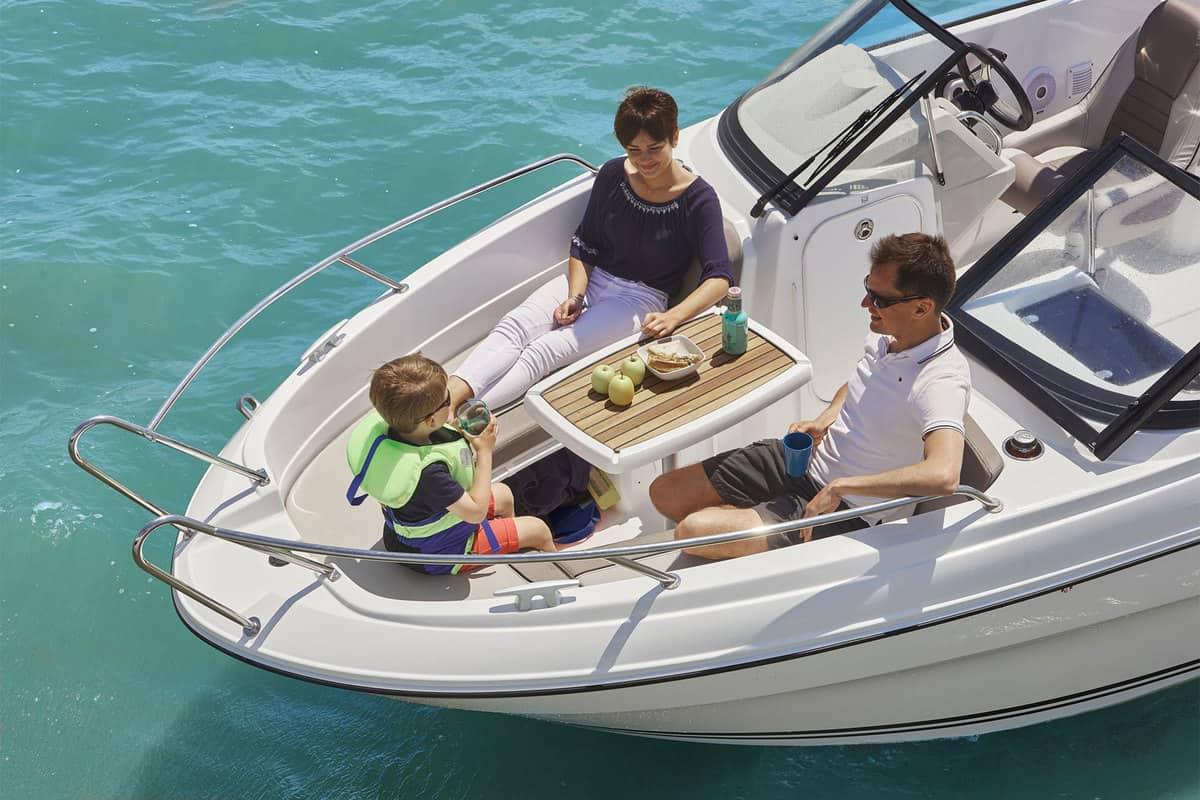 Jeanneau und Freedom Boat Club