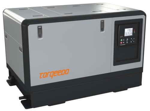 Torqeedos Converter-Generator 2018 © Torqeedo