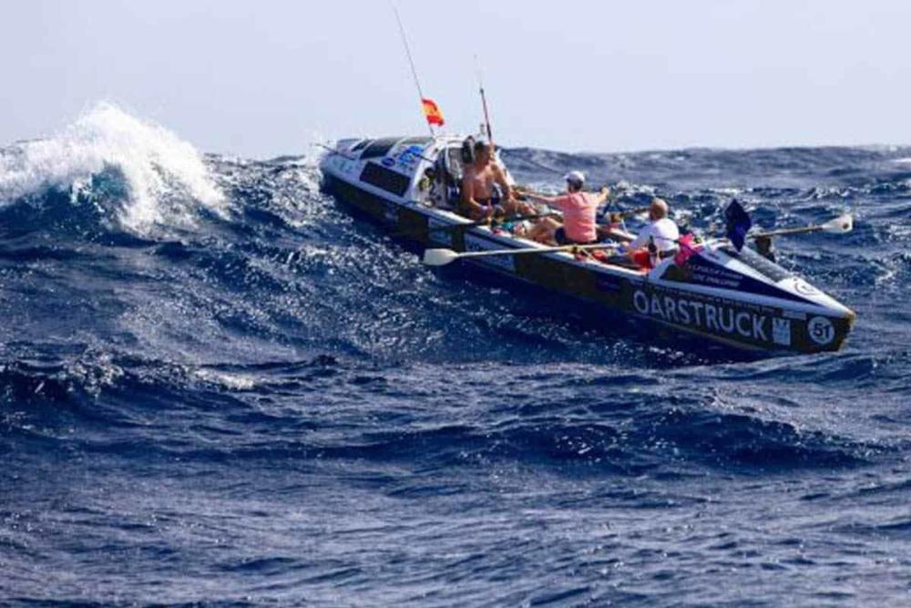 Talisker Atlantic Challenge