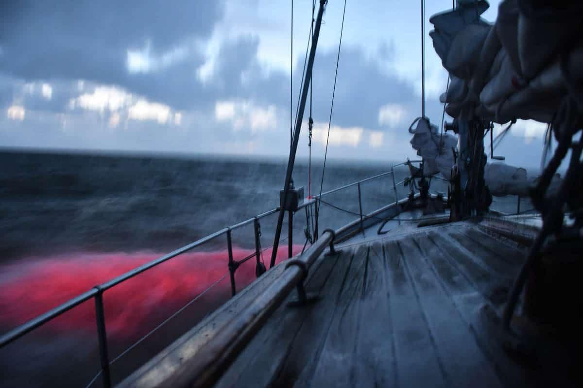 Nordsee-Segeln