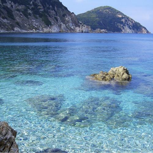 Halbinsel Enfola, Elba © Wikimedia (CC BY-SA 3.0) Michael Joachim Lucke