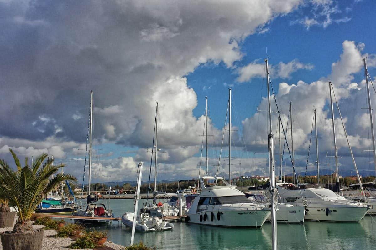 Porto di Cecina © Marina-Guide