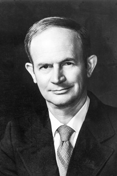 Charles Strang, Erfinder des Z-Antriebs
