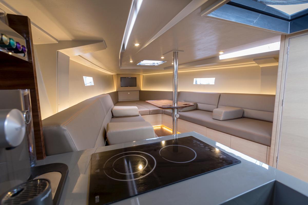 Saffier SE 37 Lounge