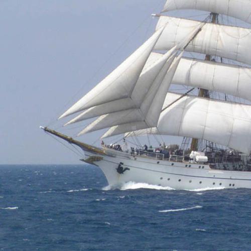 Segelschulschiff Gorch Fock @ Deutsche Marine