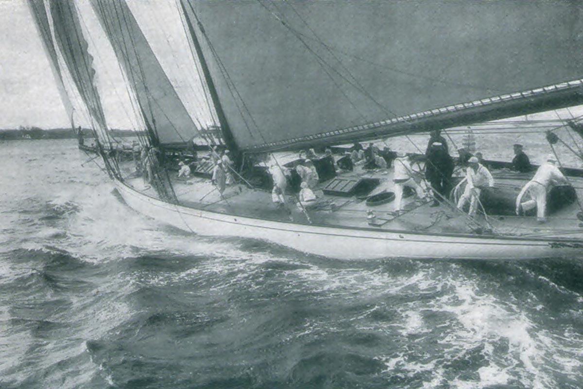 Eckernförder Yachtmatrosen