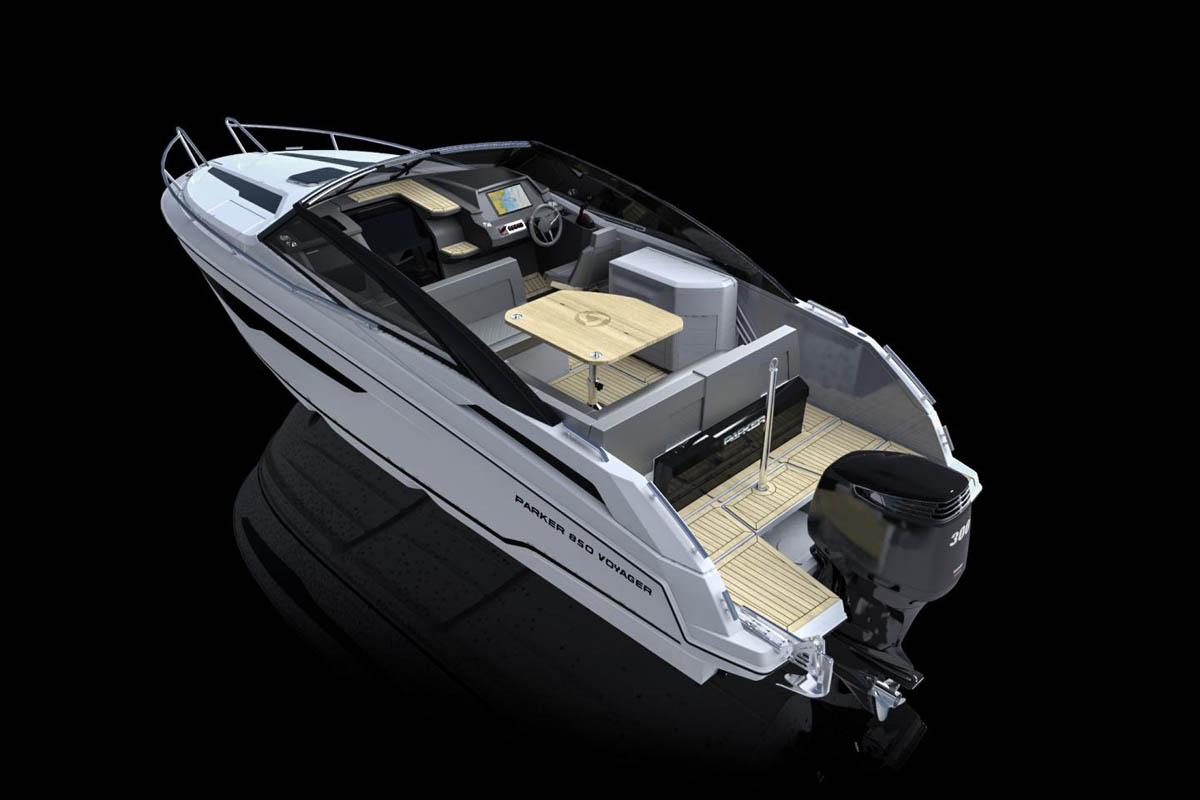 Parker 850 Voyager