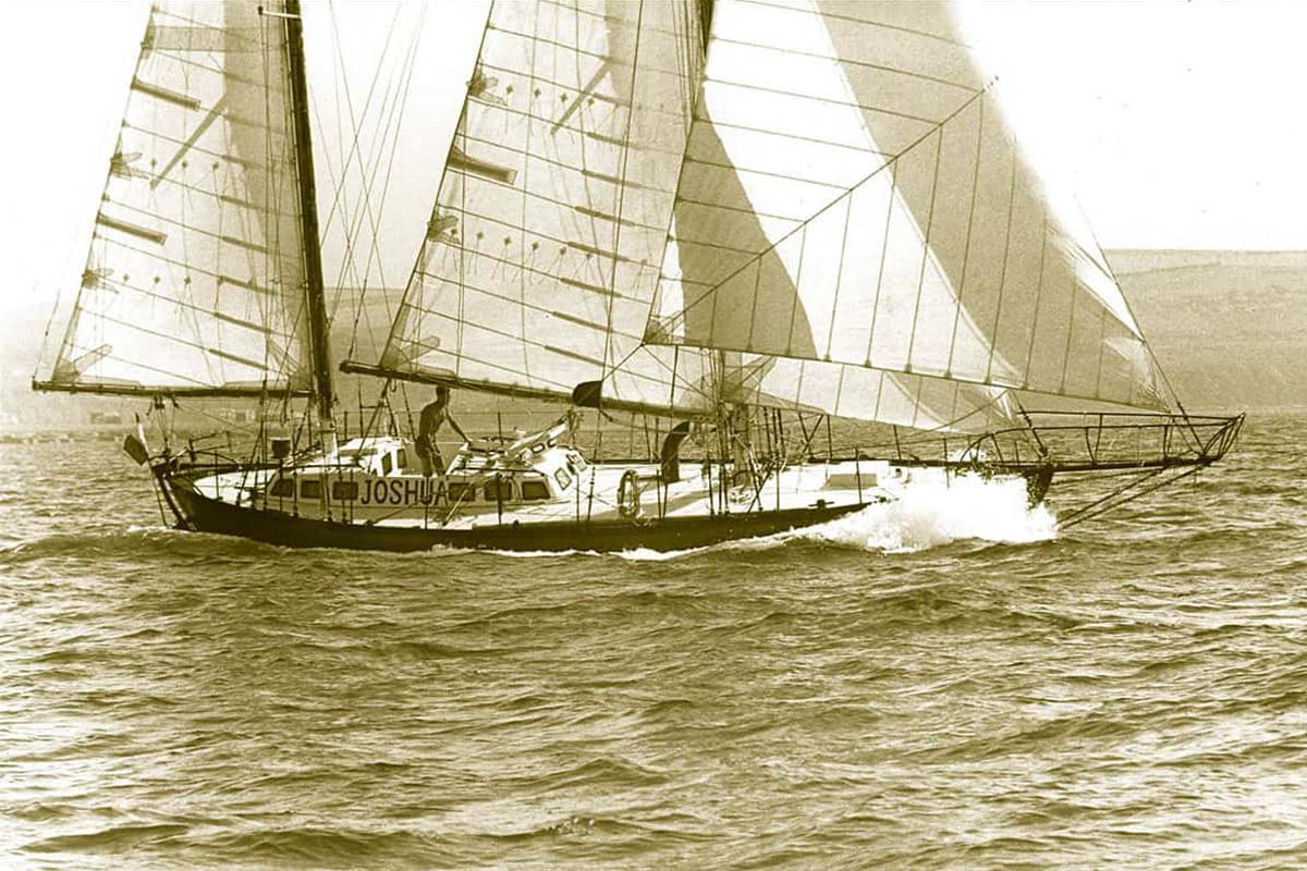 Golden Globe Race 1968