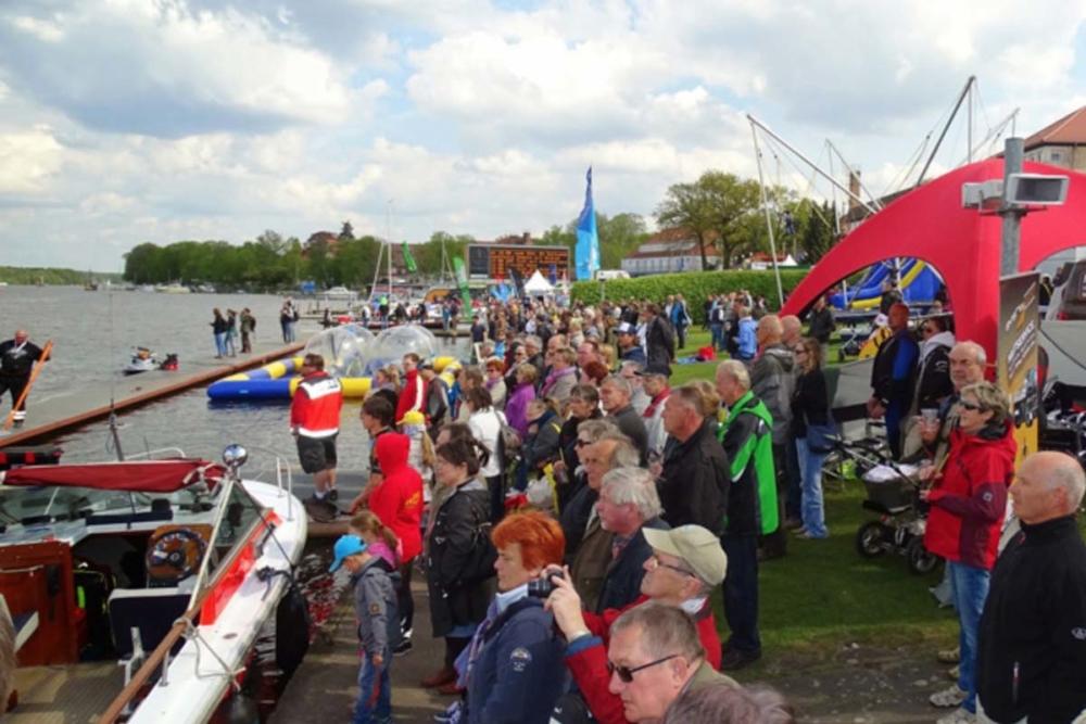 Berliner Wassersportfest © Veranstalter