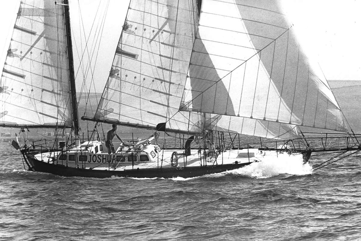 Langkieler Golden Globe Race