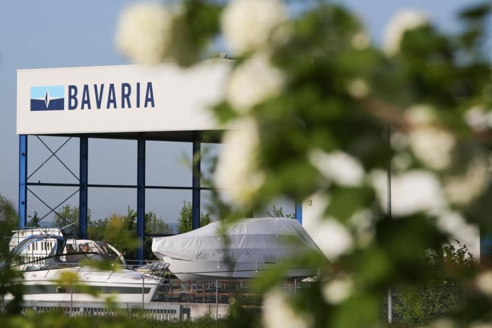Bavaria-Werft © Kerstin Zillmer