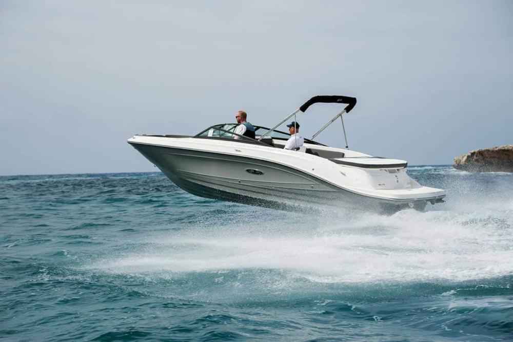 Sea Ray 230 spx © Werft