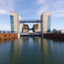 Schiffshebewerk Niederfinow