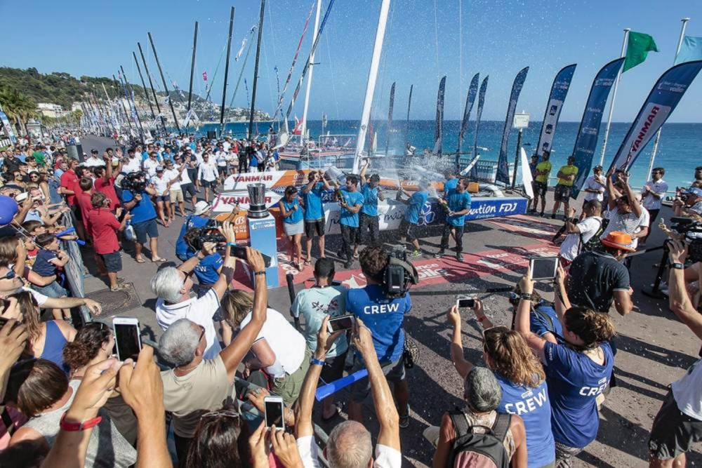 Tour de France à la Voile 2017 © Morgan Bove/ASO