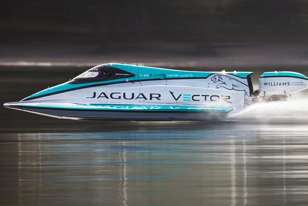 Jaguar Vector Racing
