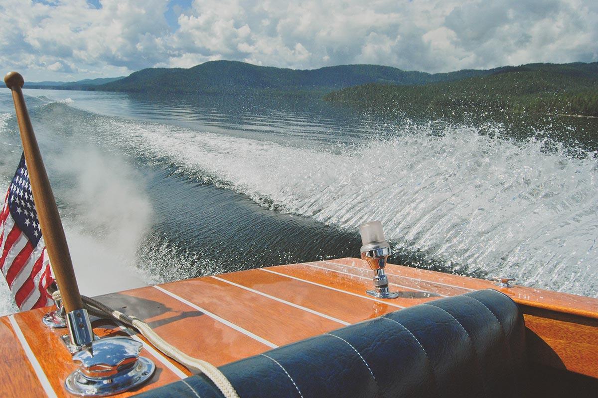 Strafzölle auf US-Boote