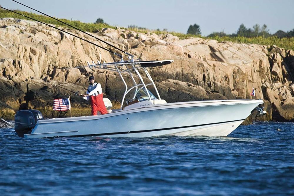Chris-Craft Catalina 26 vor Rhode Island © Hersteller
