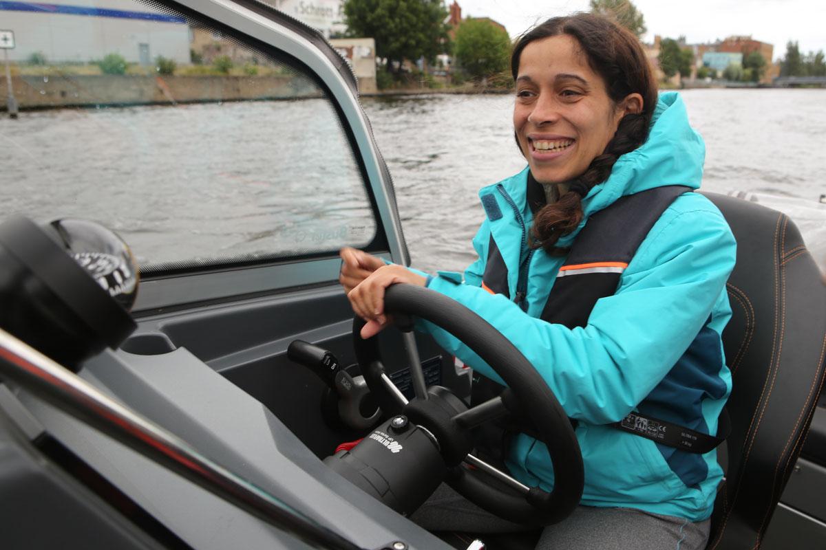 Start Boating 2018 in Berlin © Kerstin Zillmer