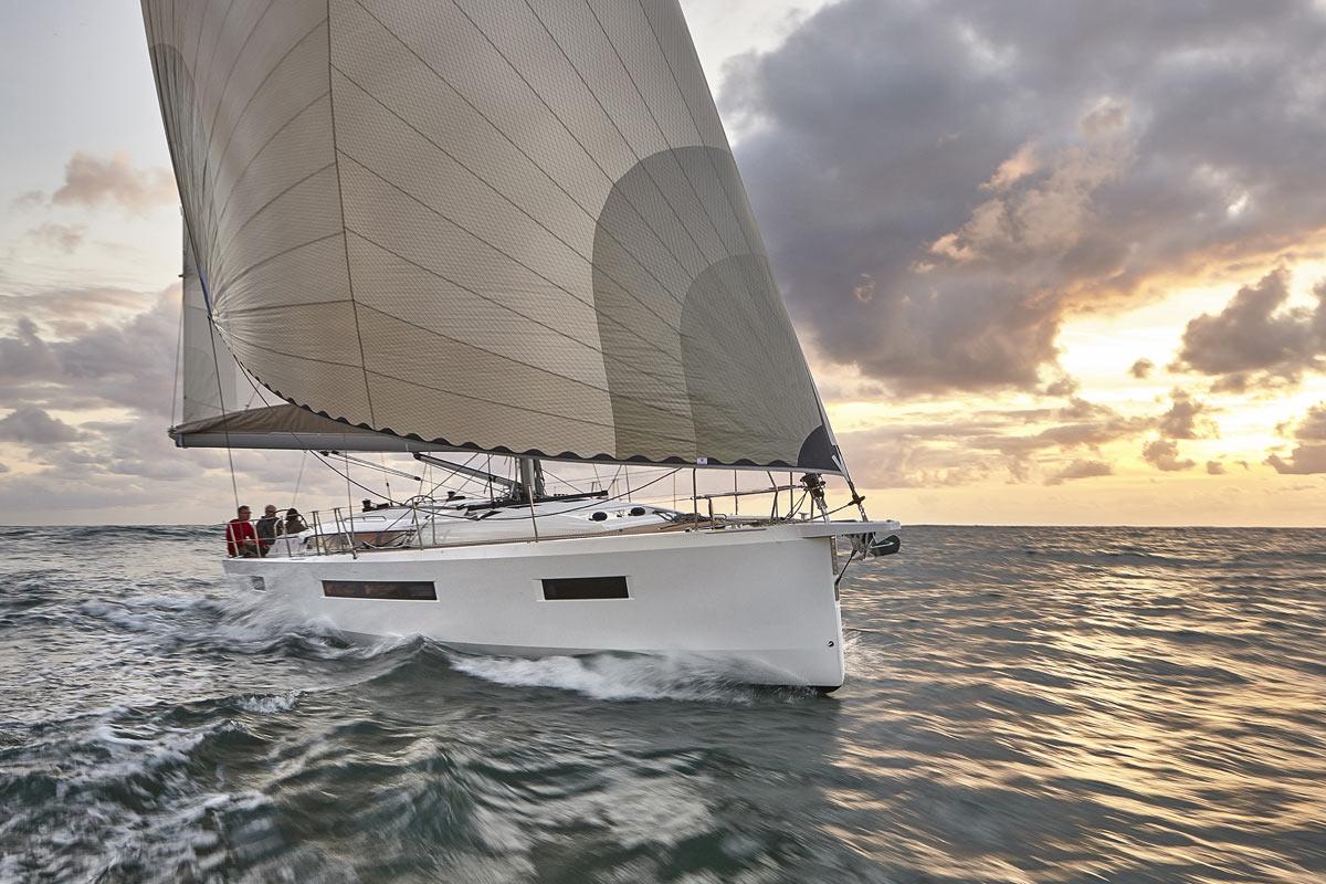Jeanneau Sun Odyssey 490 © Werft / Bertrand Duquenne