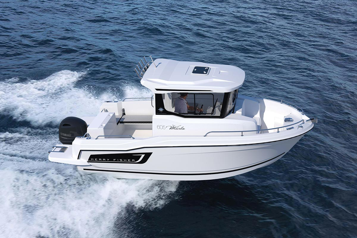 Jeanneau Merry Fisher 605 Marlin